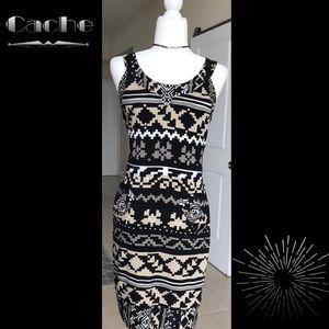 NWOT 🌝 DRESS BY CACHE SZ S